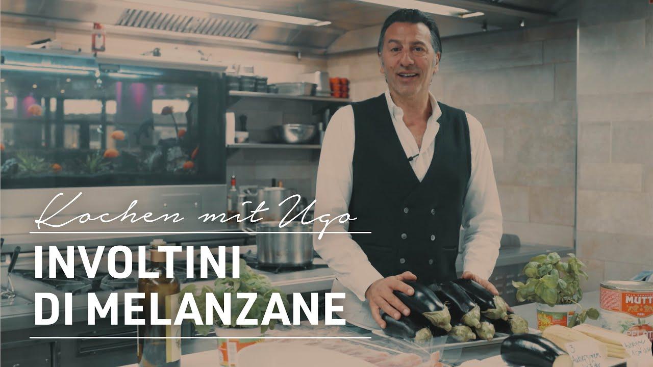 Kochen mit Ugo | Involtini di Melanzane