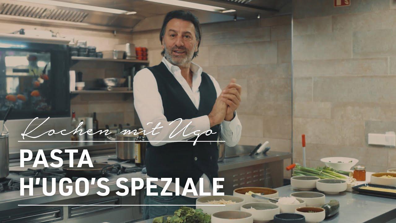 Kochen mit Ugo | Pasta H'ugo's Speziale