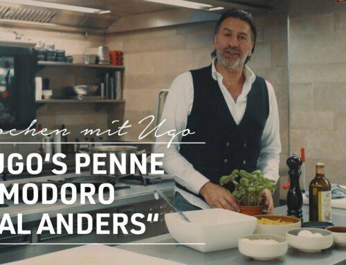 "Penne Pomodori ""mal anders"""